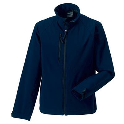 Russell Softshell French Navy XS