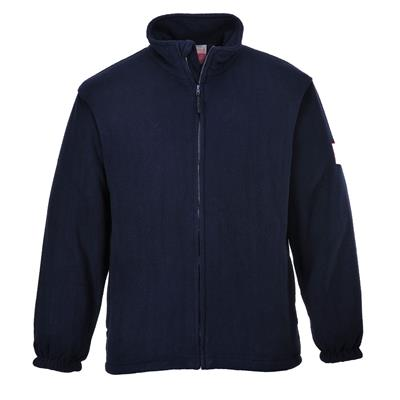Fleece Flamskydd Marin S